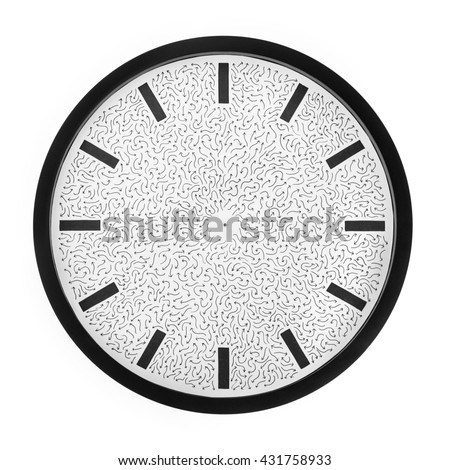 clock without hands stock images royalty free images
