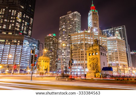 Clock Tower Chicago