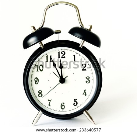 clocks show 12 hours of the New Year