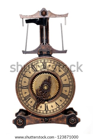 Clockworks - stock photo