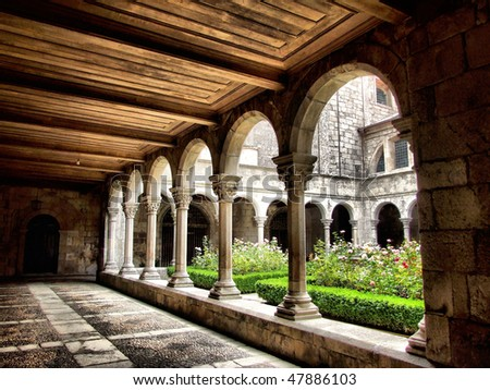 Cloister of Lamego Cathedral