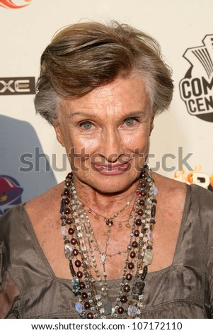 Cloris Leachman comedy central