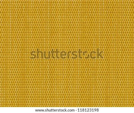 close up background of criss cross fabric texture detail - stock photo