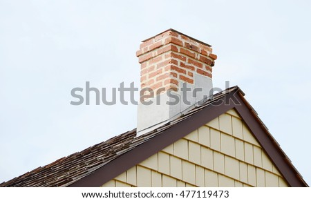 Chimney flue stock images royalty free images vectors for Close chimney flue