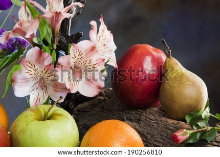 Still Life Pears Bowl Stock Photo 138832595 Shutterstock