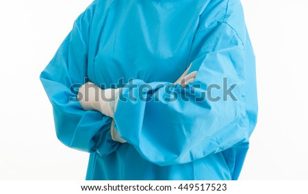 Surgical Gown Stock Images, Royalty-Free Images & Vectors ...