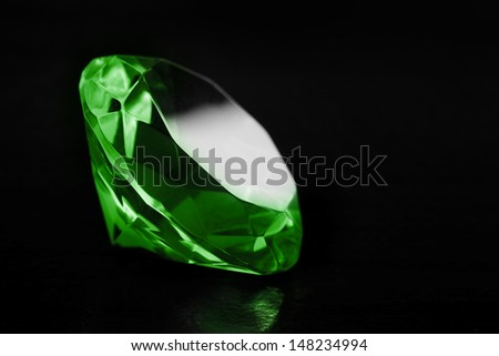 Emerald Stone Stock Photos Images Amp Pictures Shutterstock