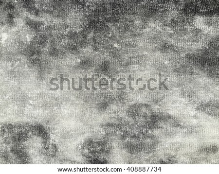 Close up jeans background and texture - stock photo