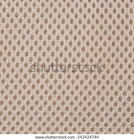 close up modern mesh fiber Synthetic texture.car seat. - stock photo