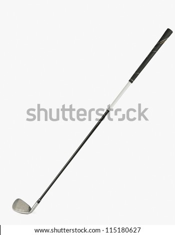 Close-up of a golf club