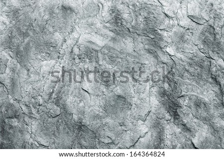 close up of a grey stone wall - stock photo