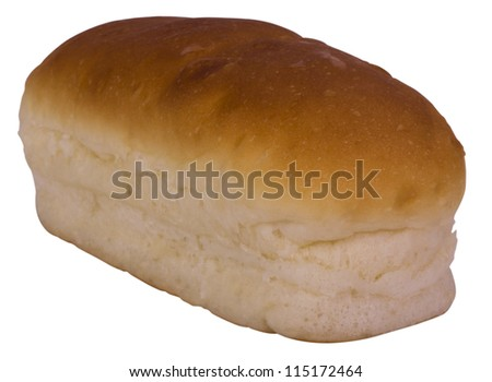 Close-up of a loaf of bread