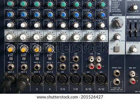 Dj Equipment Stock Images Royalty Free Images Amp Vectors