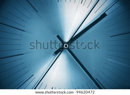 Close up of a watch - stock photo