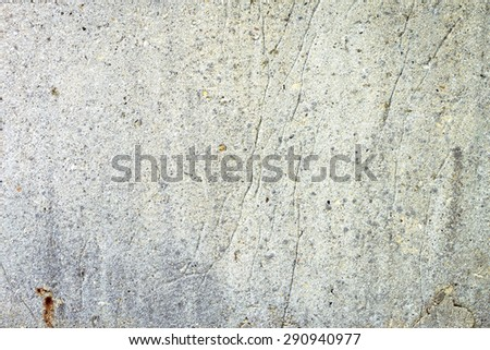 Close Up of an Old Concrete Wall