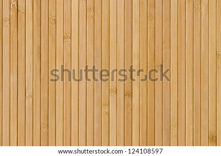 close up of bamboo wood background texture