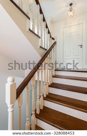 House Staircase Stock Images Royalty Free Images