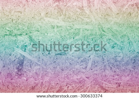 Close-up of colorful press board background - stock photo