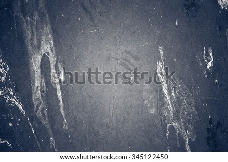 Close up of dirty old leather texture for background. black leather - stock photo