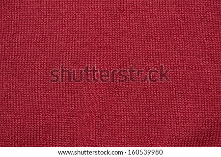 Close-up of knitted wool texture. - stock photo