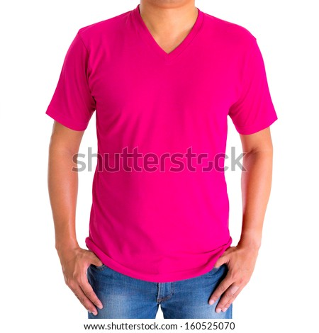 Pink T-shirt Stock Images, Royalty-Free Images & Vectors ...