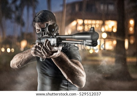 Sniper Stock Images Royalty Free Images Amp Vectors