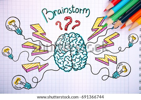 brainstorm stock images royaltyfree images amp vectors