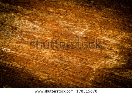 Close up of Old wooden table background top view,texture (for background).Art Photography - stock photo