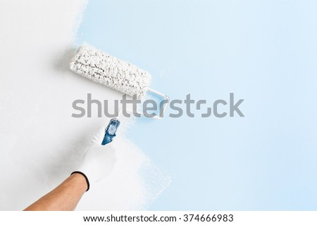 Super Painted Wall Stock Images Royalty Free Images Vectors Inspirational Interior Design Netriciaus