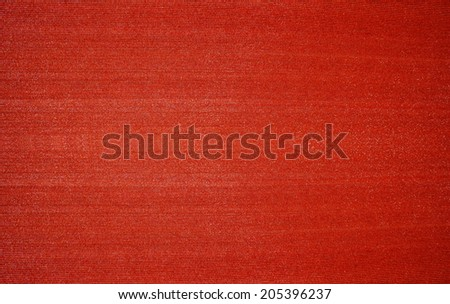 close up of red texture background