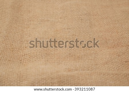 close up of sack background