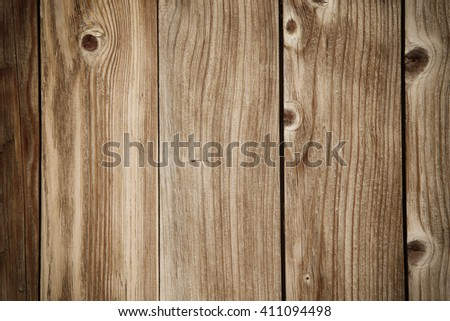 close-up of the natural texture of the boards in daylight