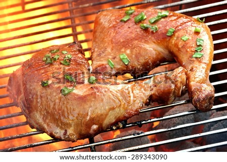 Rotisserie Chicken Stock Images, Royalty-Free Images & Vectors ...