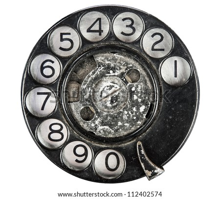 Rotary Dial Telephone Stock Photos, Royalty-Free Images & Vectors ...
