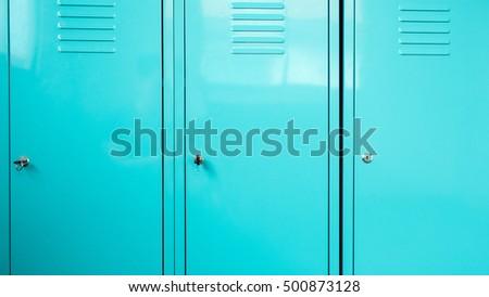 close up on lockers  sc 1 st  Shutterstock & Locker Door Stock Images Royalty-Free Images u0026 Vectors | Shutterstock pezcame.com