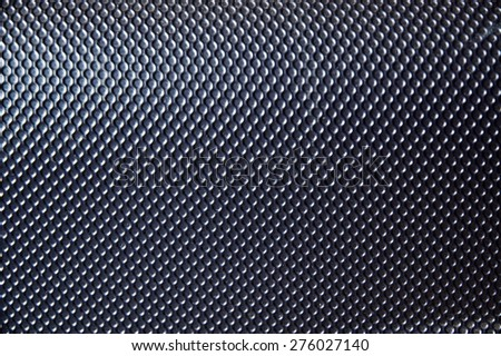 close up pattern and texture on luggage background - stock photo