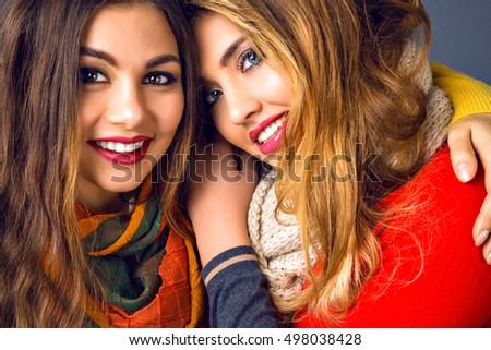 Blonde voluptious teen 11
