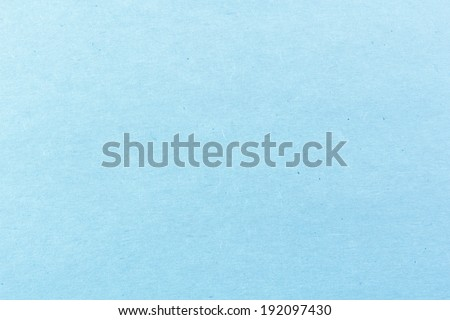 Close-up shot of light blue paper texture pattern for background - stock photo