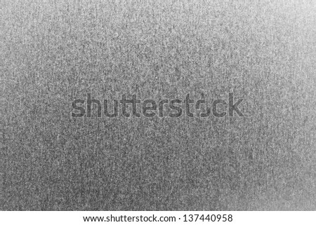 Close up silver color metal texture - stock photo