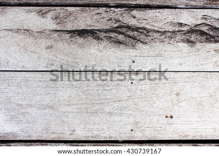 close up surface floor made of wood sheet