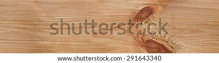 Close up texture of wood, can be used as a website head. Letterbox format.