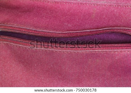 Unzip stock images royalty free images vectors for Red space fabric
