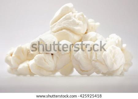Close up view of Pop Corn. - stock photo