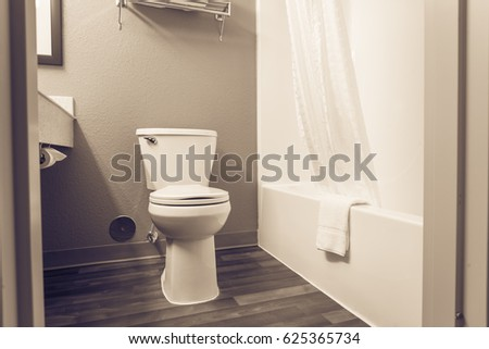 Shower Curtain Stock Images Royalty Free Images Vectors