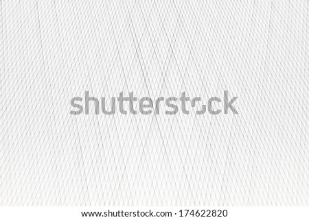 Close up white paper texture seamless background. - stock photo