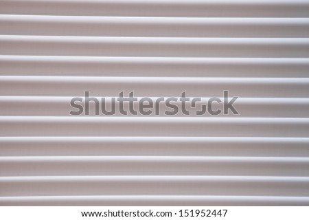 closed blinds background