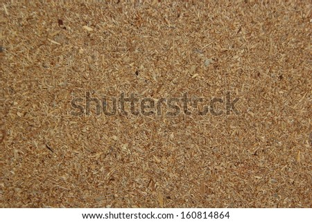 Closeup a plywood wall. - stock photo