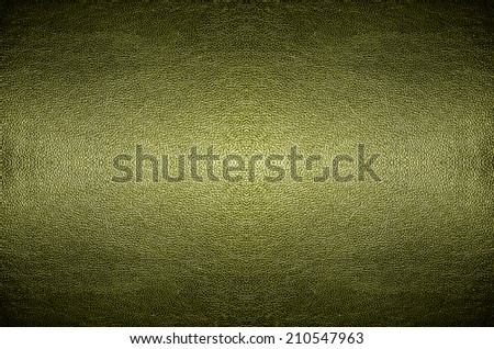 Closeup abstract yellow gold PVC leather texture background.