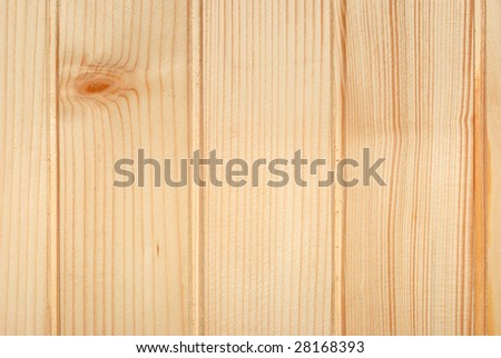 Closeup background from raw even smooth wood