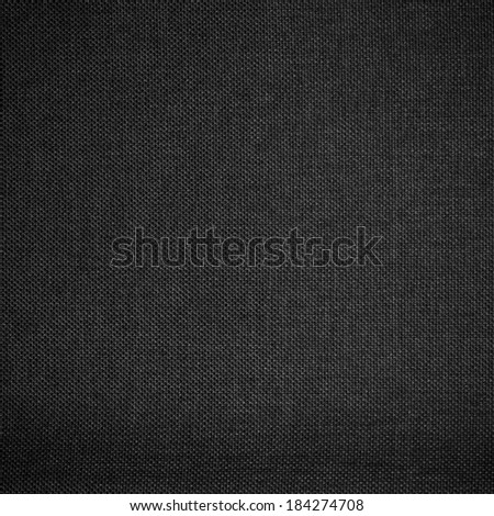 Closeup detail of grey fabric texture background. - stock photo